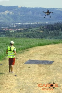 corso drone light