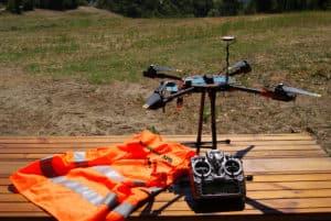 sapr droni corso volo istruttori