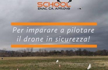 Corso BASE Piloti Droni VL – L — sede MASSA