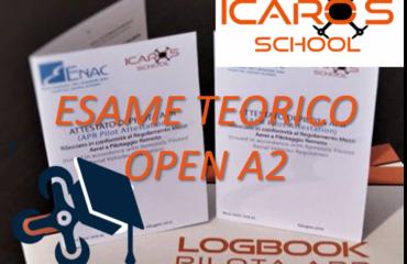 Esame Teorico Open A2 – 30 Giugno